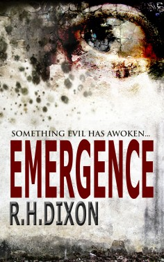 Emergence New Cover with bevel name